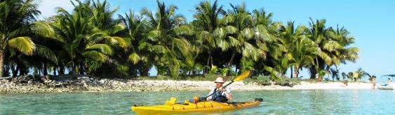 Kayaking tours in Panama