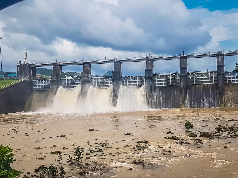 Panama-dam