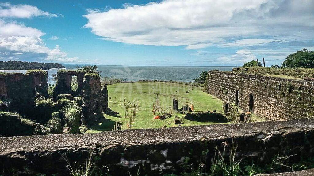 fort-on-caribbean-ocean-panama