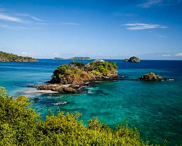 Panama's islands - get lost in paradise.